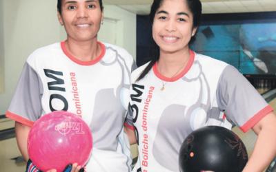 Oro para Rosario y Ramírez doble boliche femenino