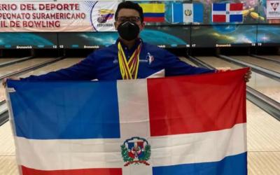 Morín campeón en Centroamericano de boliche