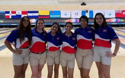 RD clasifica 12 atletas en boliche para los Juegos San Salvador 2023